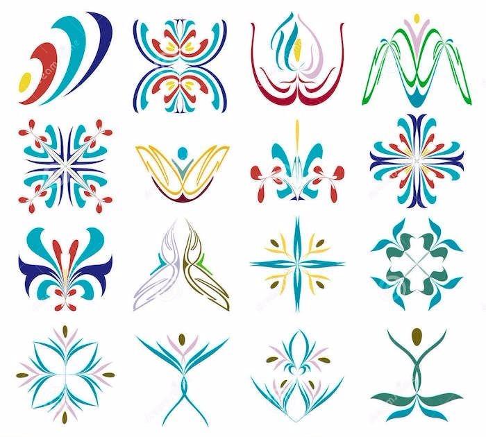 coloridos motivos para tatuajes, los diseños más bonitos de tatuajes, dibujos para tatuajes originales con fuerte significado