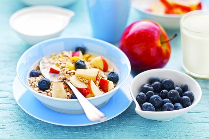 desayunos saludables y ricos paso a paso, dieta para bajar de peso en imagines, desayunos con frutas y cereales