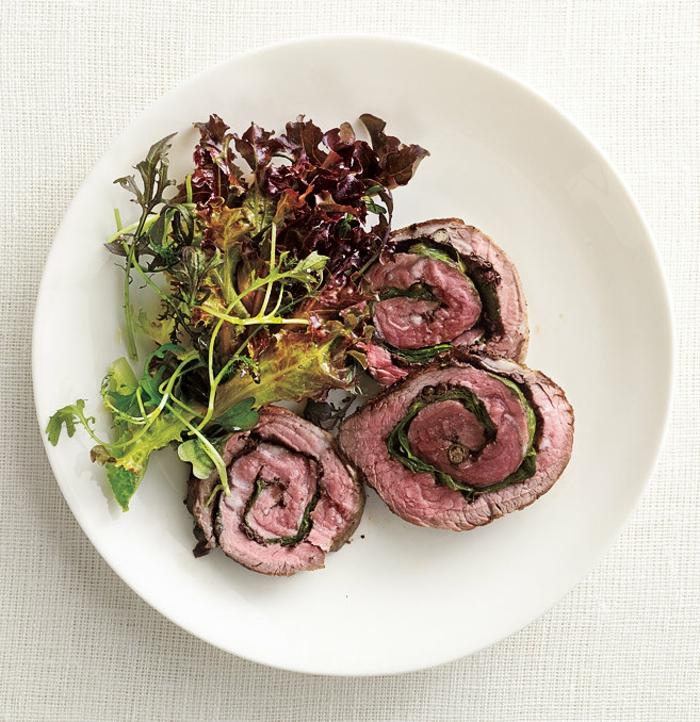 rollos de carne de ternera con verduras, comidas bajas en calorias originales ideas de recetas, que comer hoy para adelgazar
