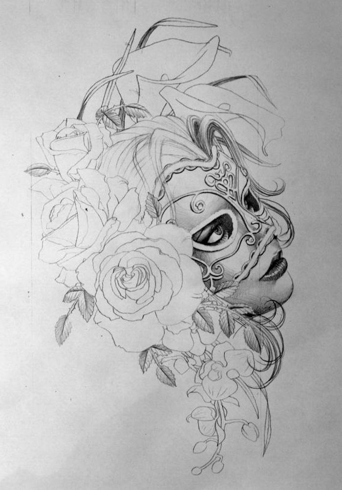 los mejores dibujos para tatuajes, diseños de tattoos originales, tatuajes dibujos simbólicos, ejemplos de tattoos originales