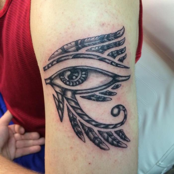 diseños de tatuajes simbolicos, ojo de horus tatuaje, pequeños tatuajes que inspiran, galeria de imagines de tattoos