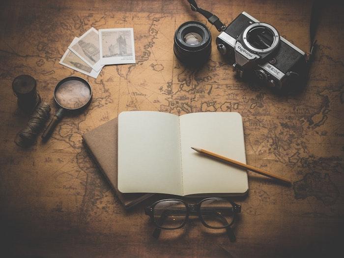 foto de pantalla para los amantes de los viajes, ideas de imagines de fondo para las personas aventureras, cuaderno de viajes
