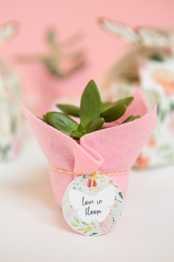 adorables ideas de regalos para invitados de boda, ideas para regalar pequeños detalles con significado especial