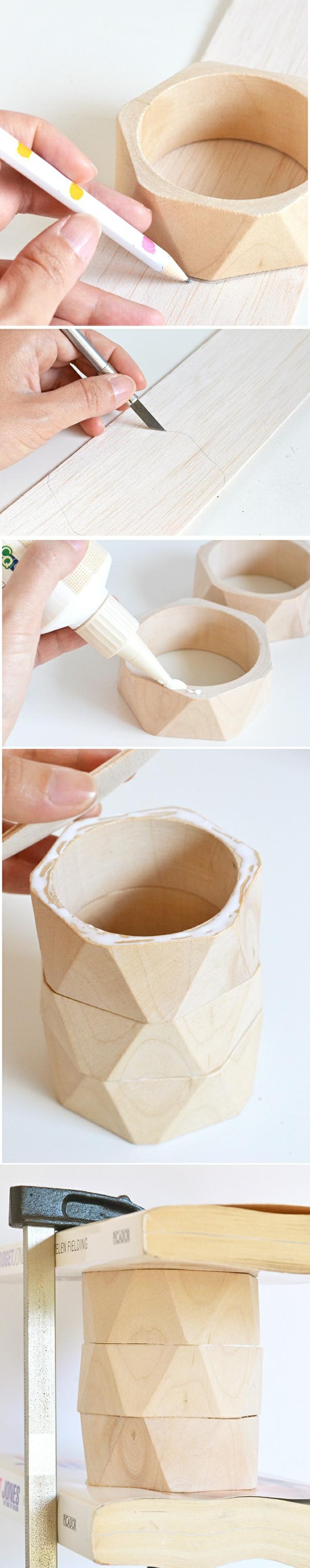 detalles para regalar hechos a mano, como hacer manualidades de madera fáciles paso a paso, ideas de detalles para regalar