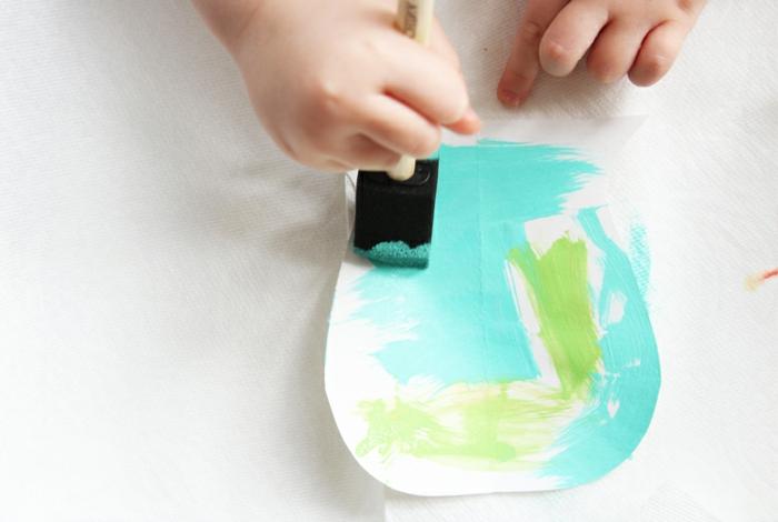 ejemplos de regalos para profesores hechos a mano originales, manualidades para niños y adultos, cuadro decorativo DIY