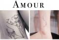 El encanto del tatuaje discreto en 80 diseños con mensajes secretos