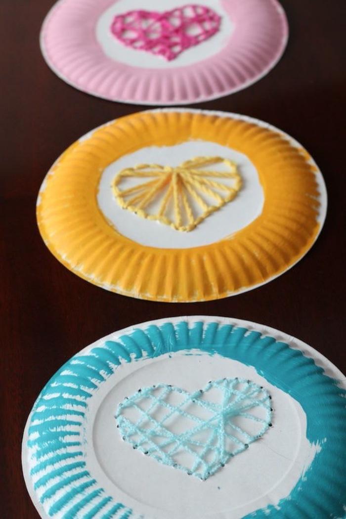 actividades de manualidades para niños de primaria, DIY para pequeños, manualidades con reciclaje, decoración con platos de papel, manualidades para niños de 6 a 12 años