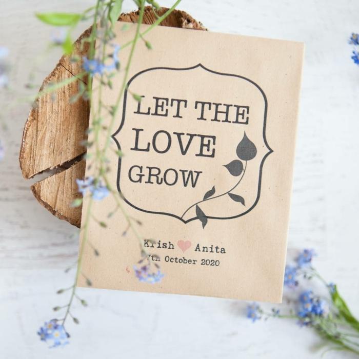 ideas de regalos para las bodas organizadas al aire libre, detalles de boda baratos, regalos invitados bodas estilo rustico