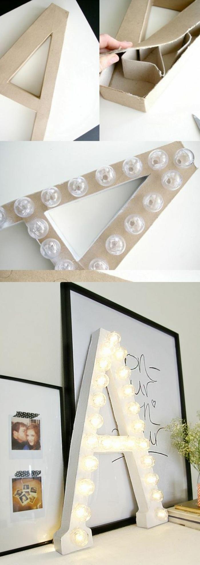 ideas de decoración para la pared con materiales de reciclaje, manualidades de cartulina y cartón originales, manualidades para niños faciles y rapidos