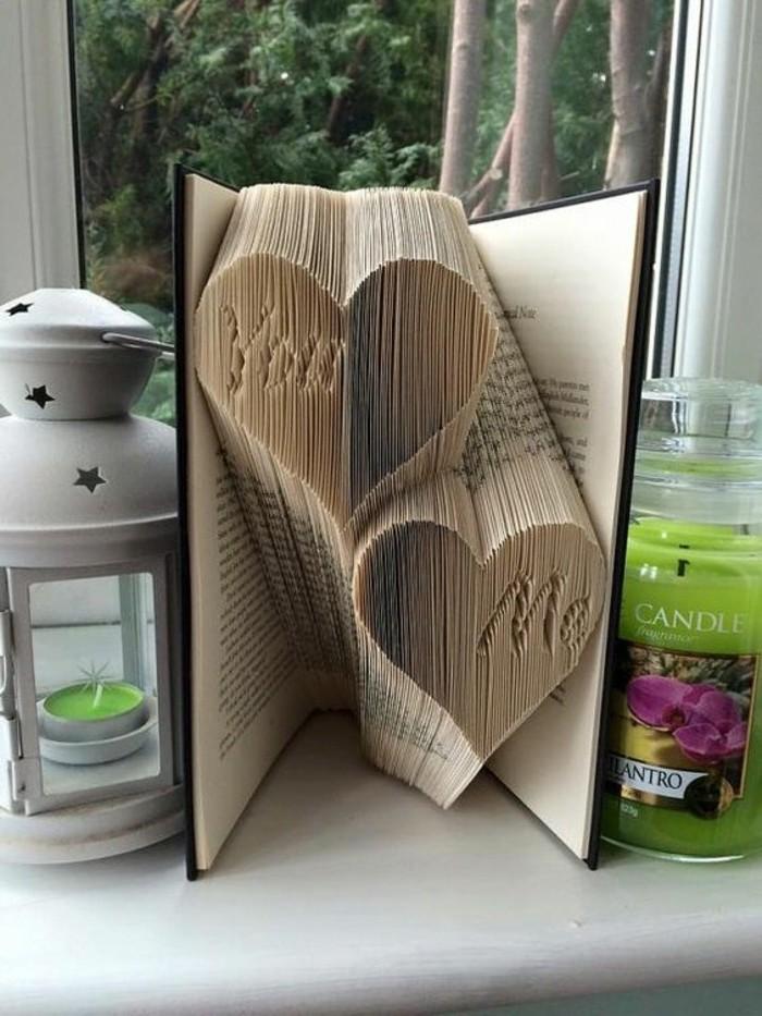 proyectso DIY unicos, el arte de origami, ideas de regalos San Valentin originales, fotos de como hacer manualidades con papel
