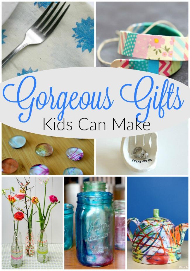 fantásticas ideas sobre que regalar a una profesora, ejemplos de manualidades infantiles originales, detalles para regalar