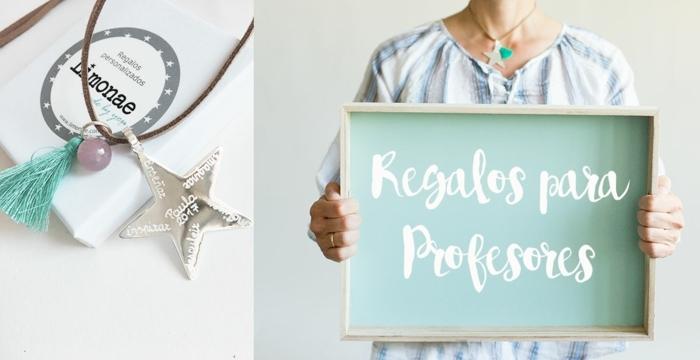 cuadros y regalos para profesoras temáticos, regalos originales para profesores fin de curso, imagines con ideas de regalos
