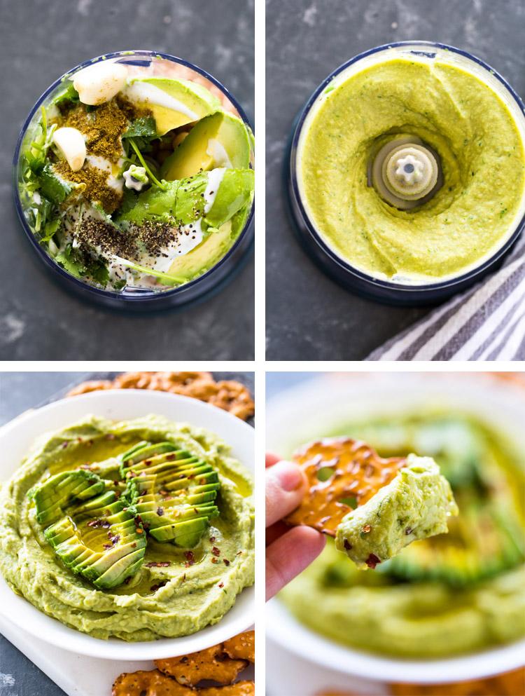 como hacer hummus de aguacate paso a paso, las mejores recetas de tapas y aperitivos originales, platos con aguacate