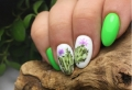 100 preciosos diseños de uñas veraniegas en tendencia