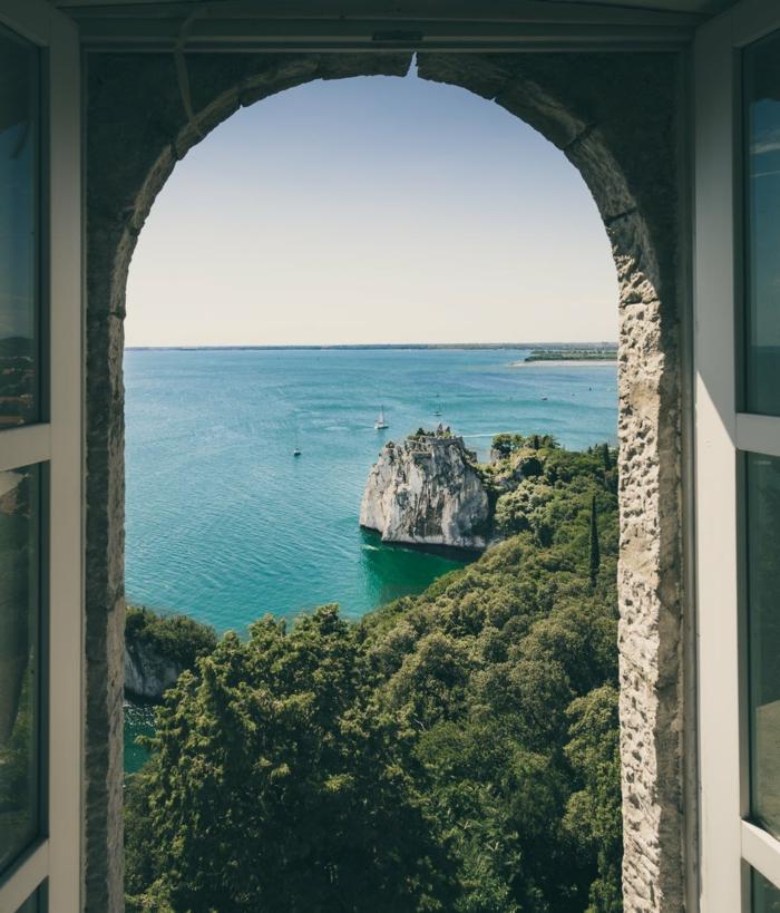 las mejores fotos para poner en tu teléfono, la costa del mar italiana, fondos de pantalla chulos y originales, imagines para descargar