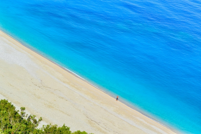 las mejores imagines de paisajes para tu móvil y ordenador, preciosa playa en el mar mediterráneo, fondos de pantalla chulos