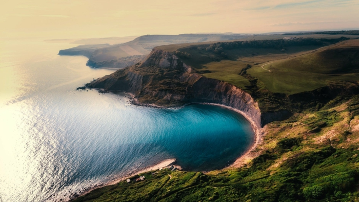 paisajes del mar que inspiran, preciosas fotografías para poner como fondo de pantalla en tu ordenador o teléfono móvil