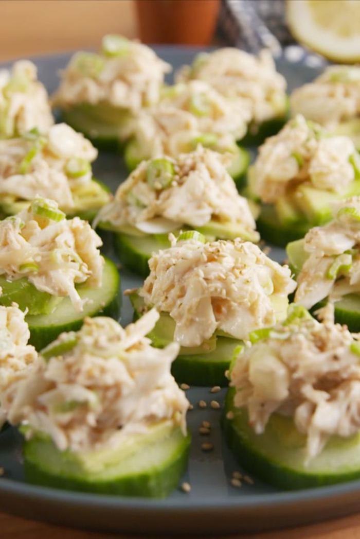 bocados para el verano, comidas con aguacate y tapas para sorprender a tus invitados, fotos de platos con aguacate