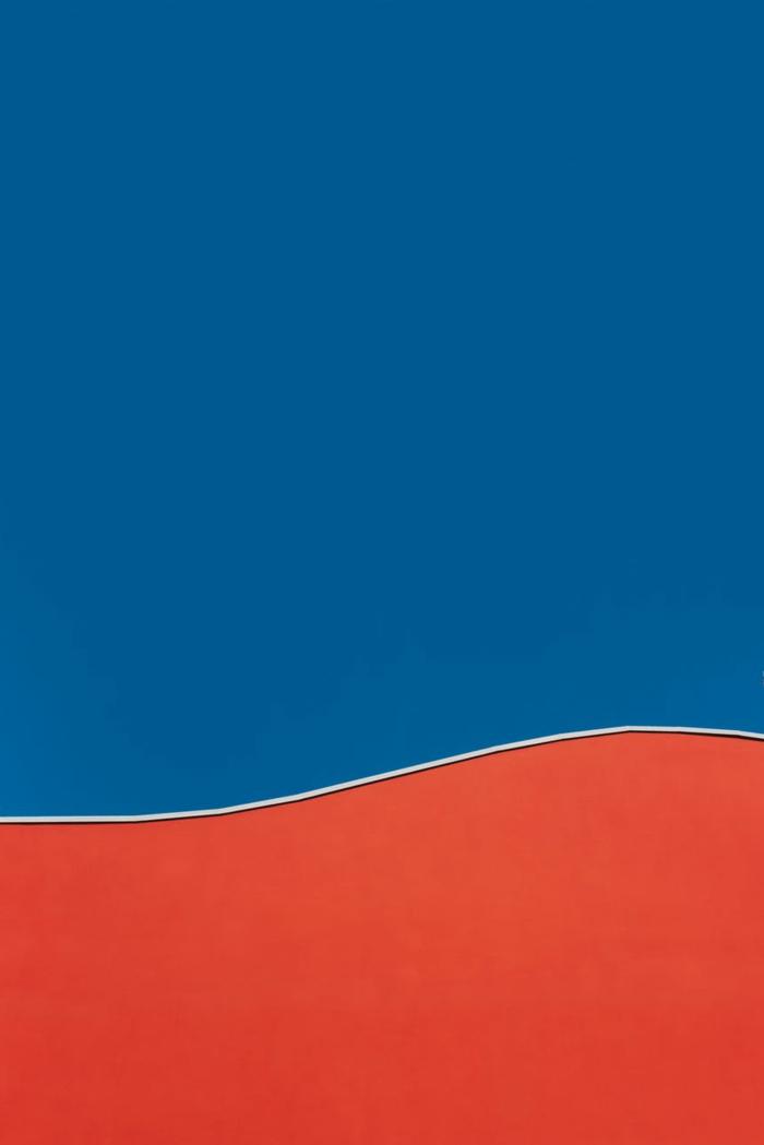 ideas de fondos de pantalla para ordenador, fondo bonito en azul y rojo, originales ideas de fondos de pantalla para tu móvil