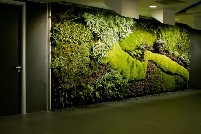 diseño de jardines interiores verticales, las mejores ideas sobre como montas un jardín vertical en tu casa, diseños de jardines