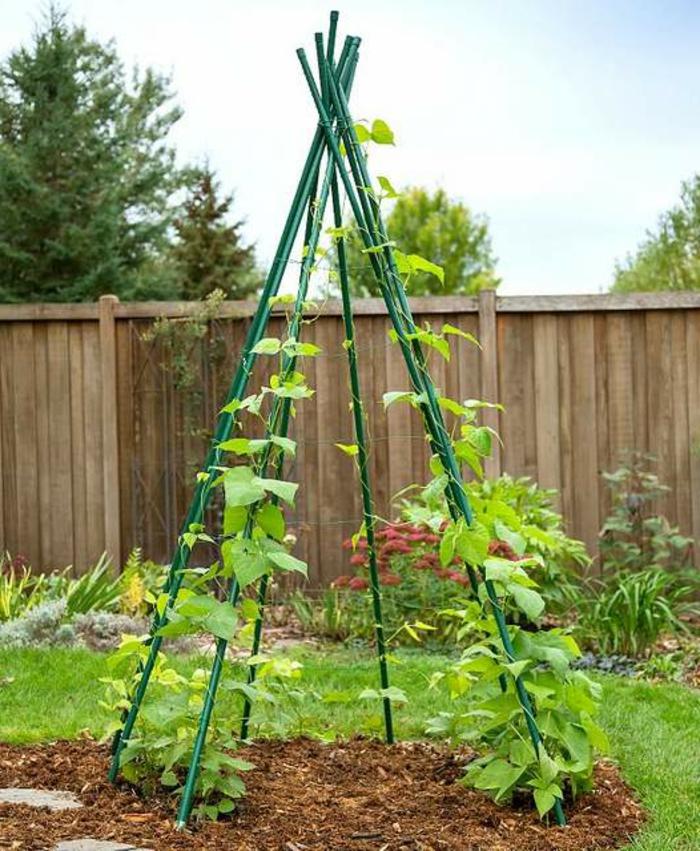 super originales ideas para tu jardín, jardines bonitos con plantas verdes y verduras, decoración de espacios abiertos