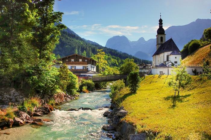 los mejores paisajes para tu fondo de pantalla, fondos movil bonitos en colores, paisajes montañosos bonitos para descargar