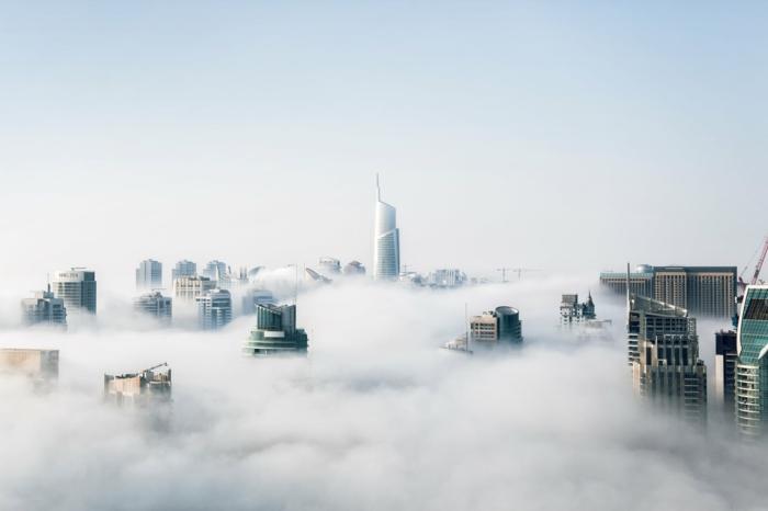 paisajes urbanos con rascacielos para tu fondo de pantalla, imágenes bonitas para poner como fondo de tu pantalla