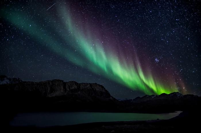 fotografías inspiradoras del resplandor del norte, fotos de Finlanda para descargar en tu movil, fondos de pantalla guays