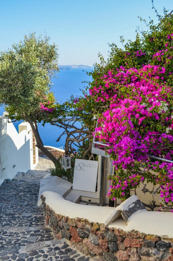 paisajes de Grecia bonitos para descargar y poner como fondo de pantalla, ideas de imagenes para fondo de pantalla