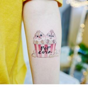 Adorables propuestas de tatuajes Disney para trasladarte a la infancia