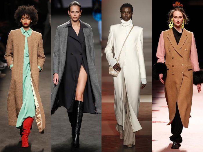 abrigos y prendas en tendencia, tendencias otoño invierno 2019 mujer, colores neutrales para llevar esta temporada