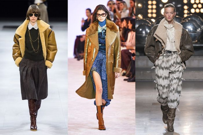 combinaciones de colores terrestres modernos en 2019, tendencias otoño invierno 2019 mujer, vestidos y abrigos modernos