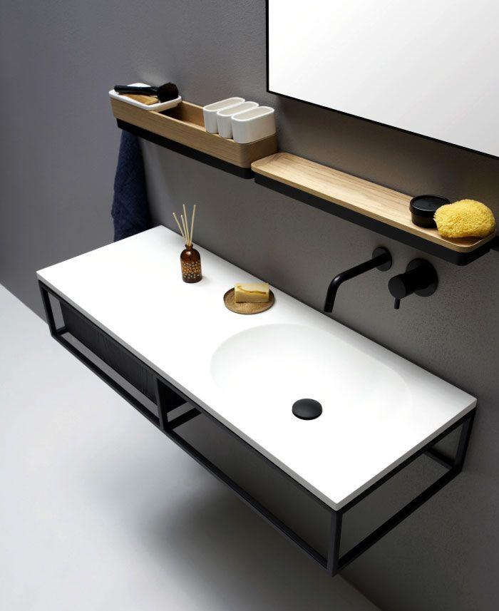 diseños de baños super modernos, azulejos de baños modernos y colores para baños, ideas sobre como renovar baños 2019