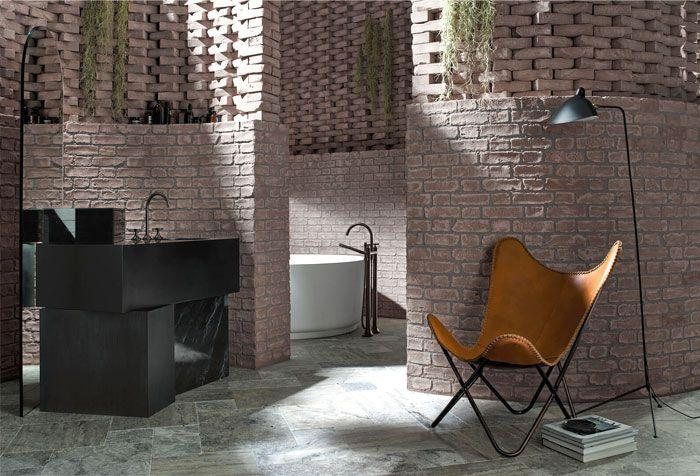cuartos de baño originales y modernos, diseños de cuartos de baño originales, ideas para reformar baño en imagenes
