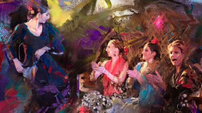 ideas unicas de pinturas con acrilicos, pinturas temperas y acuarelas, 90 ideas de pinturas y dibujos para avanzados