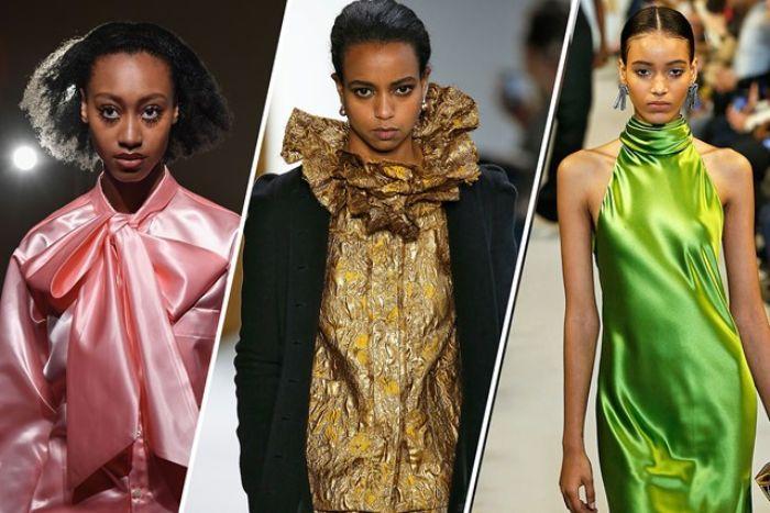prendas en tendencia en los colores modernos para la temporada, moda invierno 2019 mujer, ideas sobre qué llevar este otoño