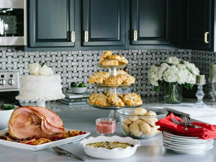 ideas de recetas originales faciles y rapidas para un brunch en familia, ejemplos de platos y comidas para desayuno tardio