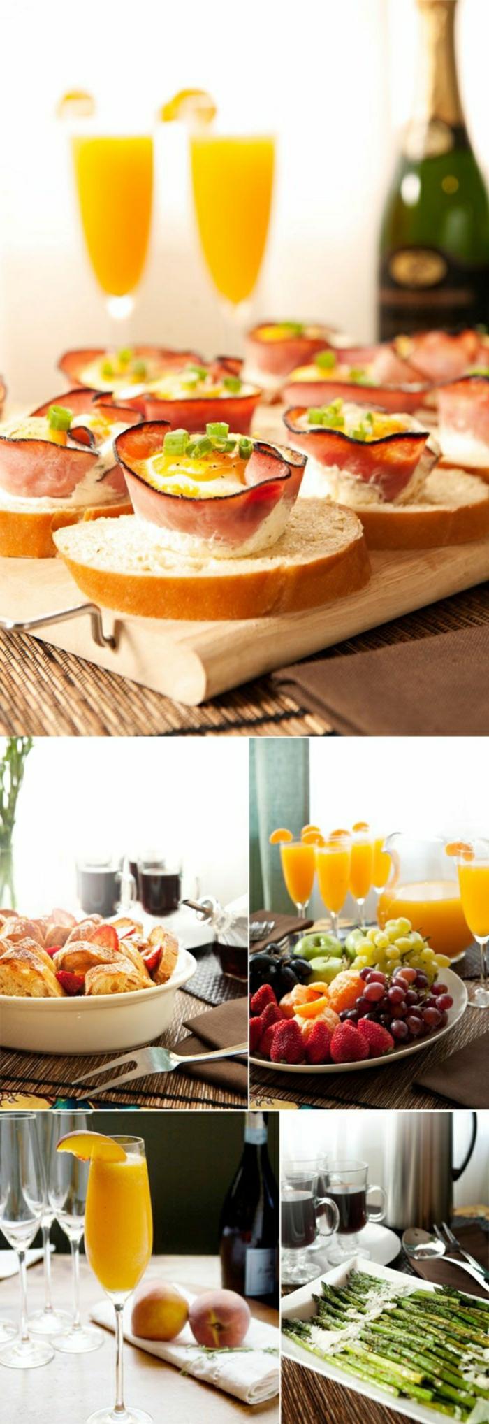 aperitivos, pinchos y tapas para un brunch en casa, las mejores ideas de recetas originales faciles y rapidas en fotos
