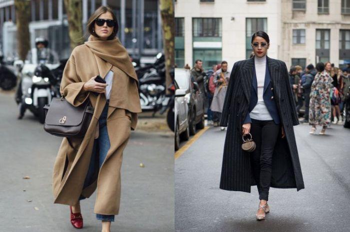 capas u abrigos modernos tendencias 2020, moda invierno 2019 mujer, ideas sobre qué llevar este invierno, accesorios modernos