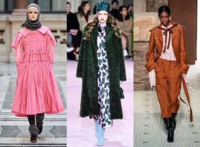 más de 100 prendas según la moda otoño invierno, qué llevar esta temporada, colores y cortes modernos invierno 2020