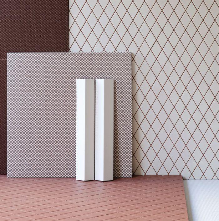 ideas de paredes para baños, cuartos de baño super modernos, tendencias decoración de interiores 2019 2020, azulejos modernos