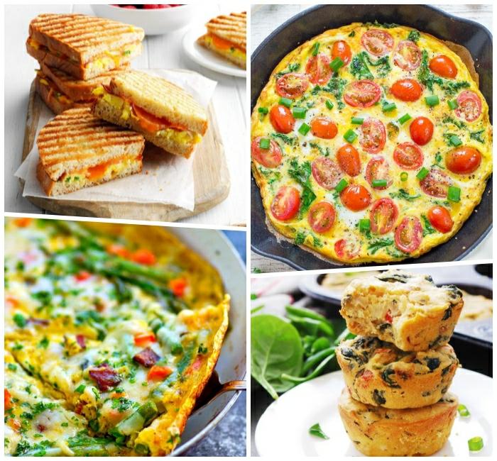 las mejores ideas para un brunch en fotos, pizzas, bocadillos, magdalenas y tortillas caseras, recetas rapidas y ricas