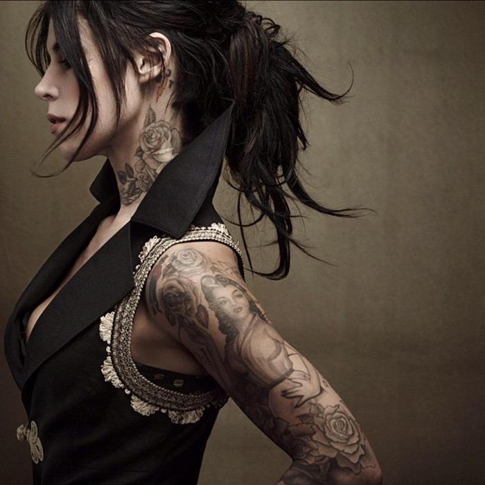 grandes tatuajes en el brazo y el cuello, tatuajes pequeños para mujer, diseños de tatuajes que enamoran, 150 fotos de tattoos