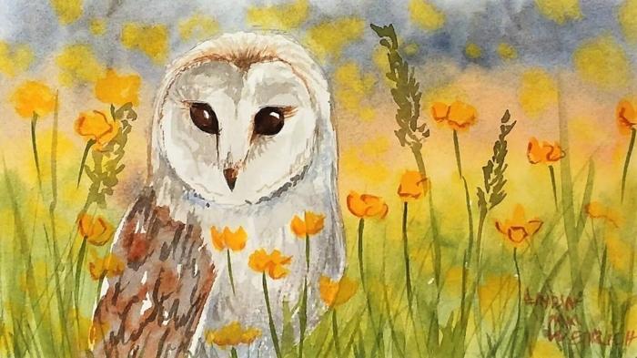 ejemplos inspiradores de dibujos de animales y paisajes bonitos, ideas para dibujar en fotos, 90 dibujos en colores