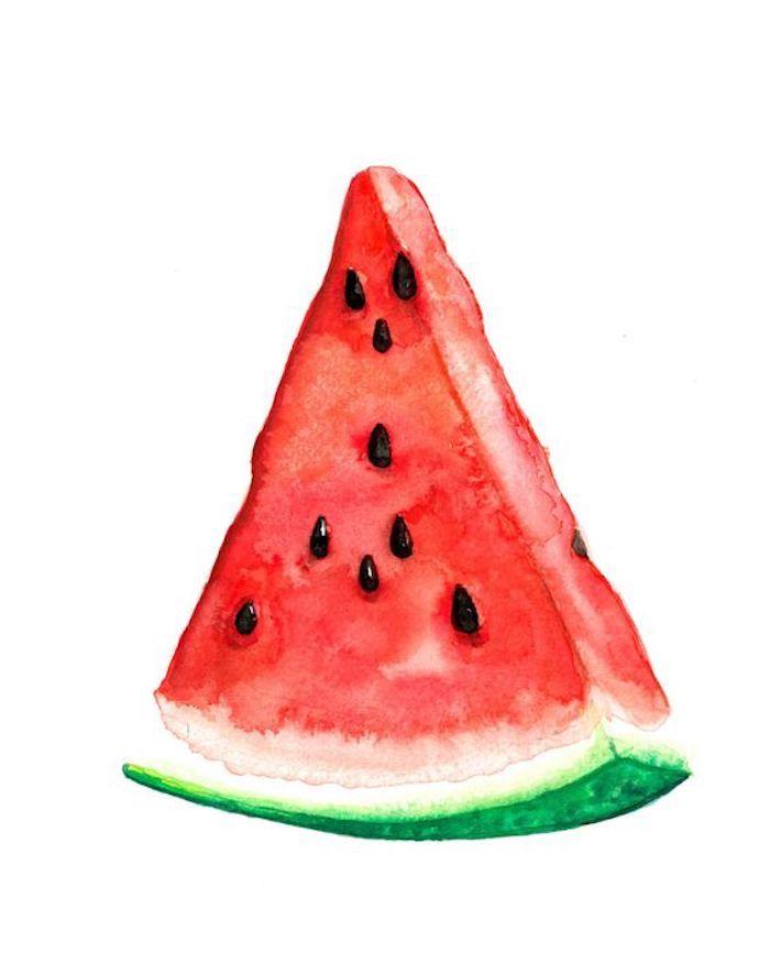 imágenes con dibujos de frutas, dibujos bonitos para redibujar, ideas de dibujos que inspiran para principiantes y avanzados