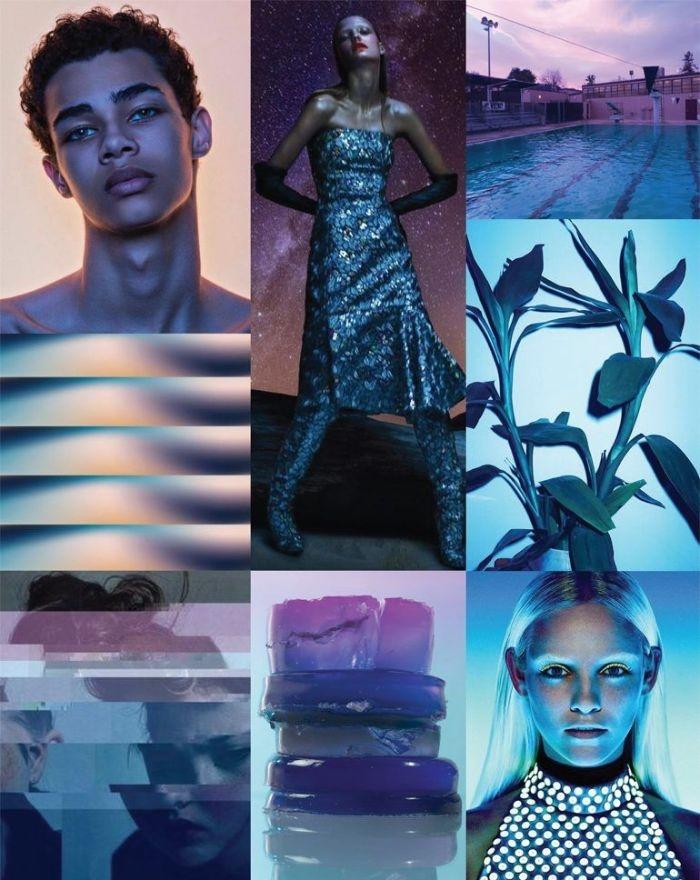 tonos del púrpura que serán actuales en 2020, colores modernos para un outfit otoño, como combinar el color violeta