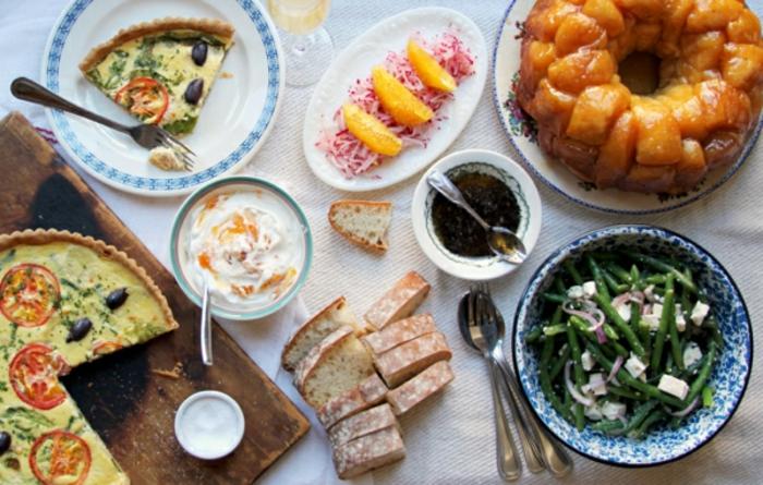 fotos de desayunos faciles para toda la familia, postres y comidas ricas para un brunch fin de semana en fotos