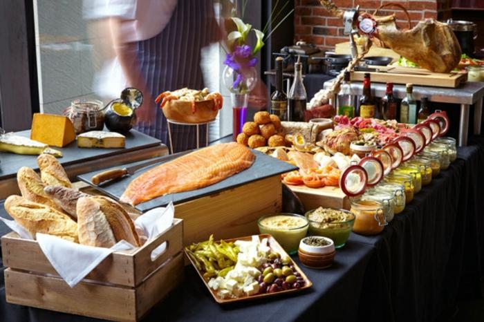 las mejores ideas para un desayuno almuerzo, fotos de comidas para brunch, 173 fotos que te sirivran de inspiración