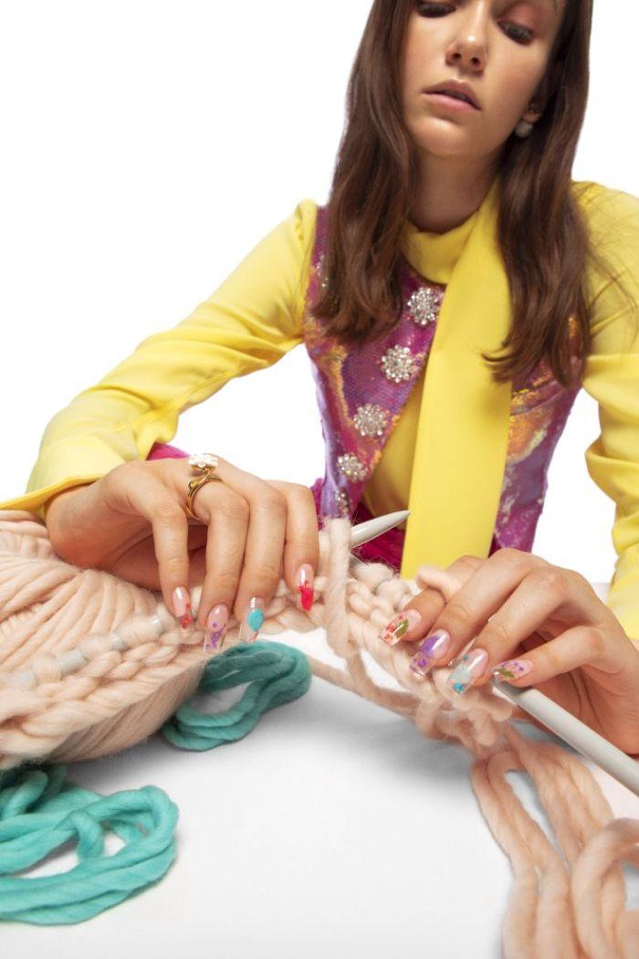 diseños de uñas largas bonitos, últimas tendencias en decoración de uñas en 85 magníficas fotos, uñas largas con decorados