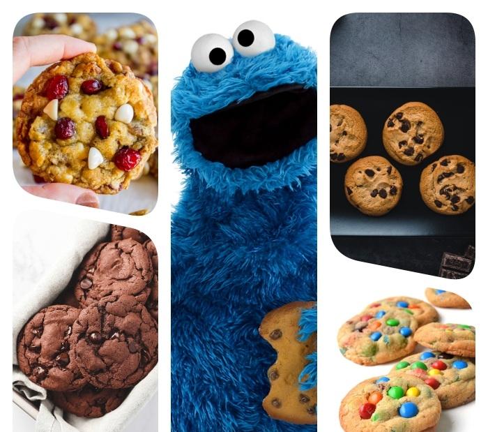 ideas únicas de recetas de galletas para cada gusto, más de 80 ideas de recetas de galletas blandas ricas y fáciles de hacer